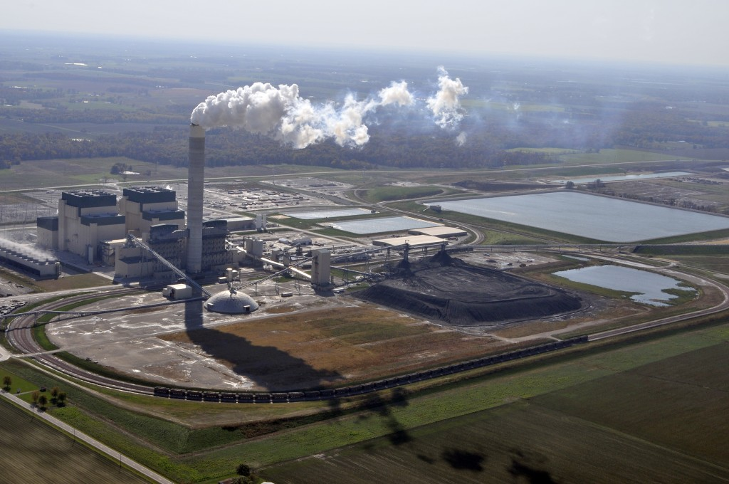 "Prairie State is a Peabody Energy backed power plant that was originally announced in 2001 but took more than twelve years to complete. Municipal utilities in Indiana, Kentucky and Illinois and several other states partnered with Peabody. Valley Watch sought unsuccessfully to inform  numerous municipalities that peabody was ""low balling"" their figures and that the price would rise well above the price being quoted. Valley Watch's prognostications were correct and now these munis re paying through the nose for electricity they cannot even use. Photo © 2013 John Blair"