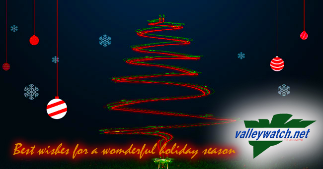 Christmas Card VW